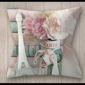 HP ⭐️Art Decor Paris & Dream Cushion 2 Covers💕